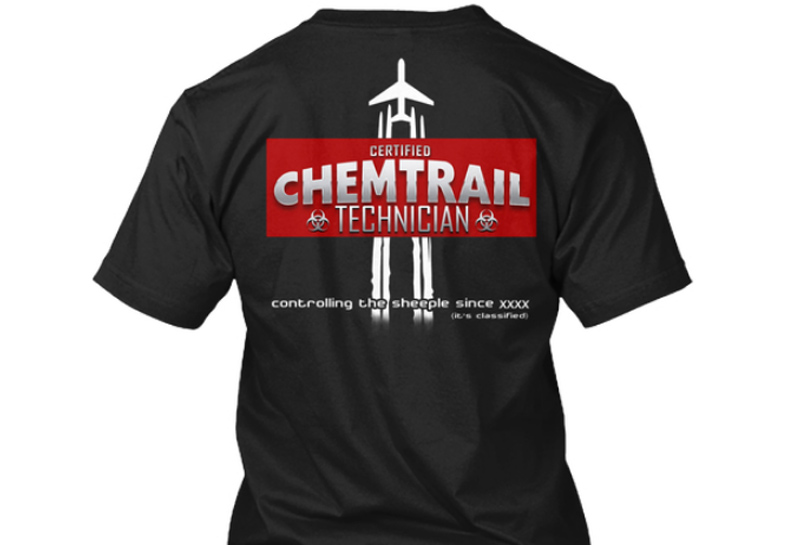 Chemtrail Technician Shirts